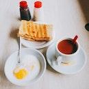 Coffee Hut (Berseh Food Centre)