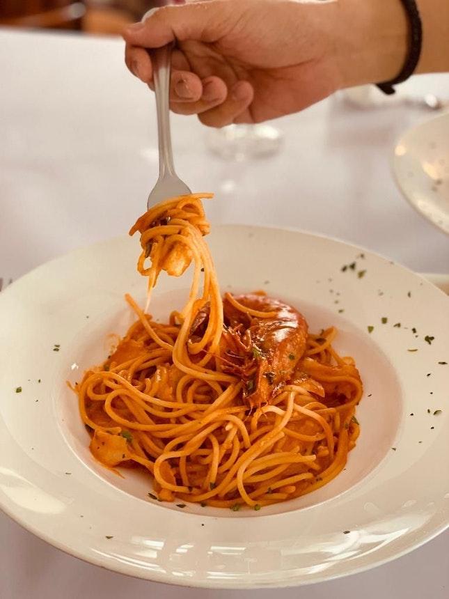 Excellent Authentic Italian