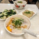 Delicious Cantonese Style Congee