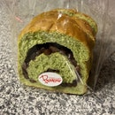 Matcha Red Bean Loaf ($3)