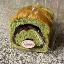 Matcha Red Bean Loaf ($3)