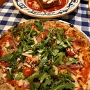 Prosciutto Pizza, Lasagna