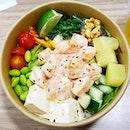 Umi Sushi Poke Bowl!