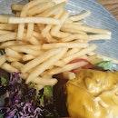 Beef Burger $15 For Set
