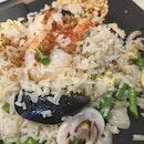 Seafood Fried Rice $16