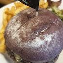 Mushroom Burger $16