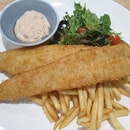 Fish & Chips $21