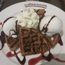Cappuccino Waffle $16++