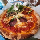 Meat lover pizza $20++