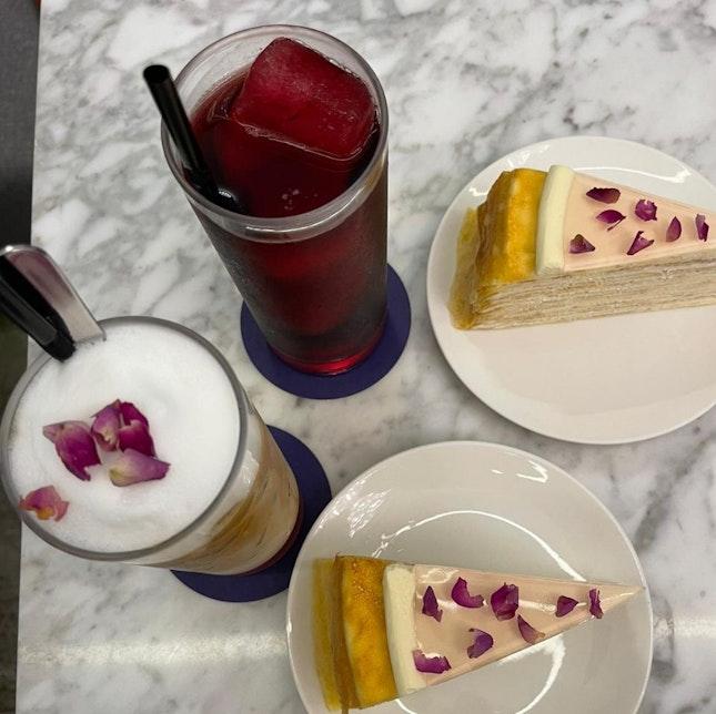 LadyM Cake Set - $35++