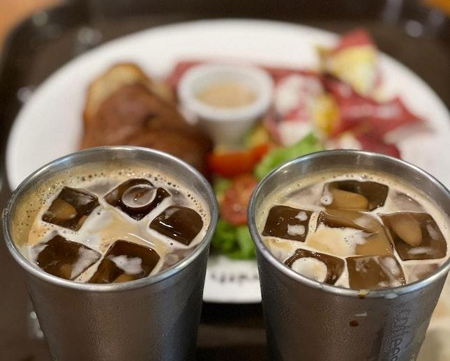 Iced Latte - $7.5++