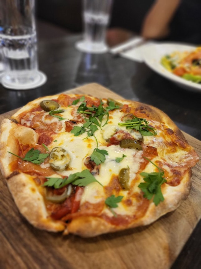 Pepperoni Pizza $18++