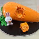 [Easter's Special] Cute and unique Bun Bun carrot cake' for the special her 😊 .