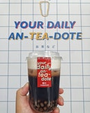 End your week with a Anteadote full of Boba!!