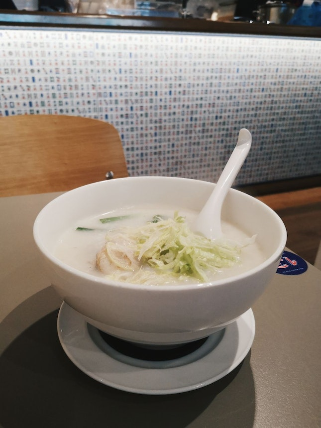 High SES Congee