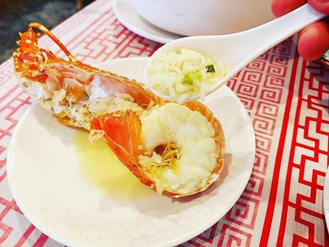 #wanhelou #lobsterporridge #lobster #porridge #sgfood #seafood #burpple  Lobster Porridge  Part 2 of my Birthday Food Hunt!