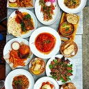 Feast at Wine Mansion
