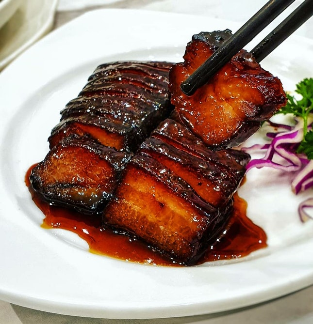 CHARming CHAR SIEW, you've got me totally! 😍😍😍