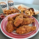 The weekend calls for a CH(I)EAT meal with some fried CHIcken! 😍