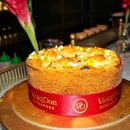 Pineapple Tart Cake
