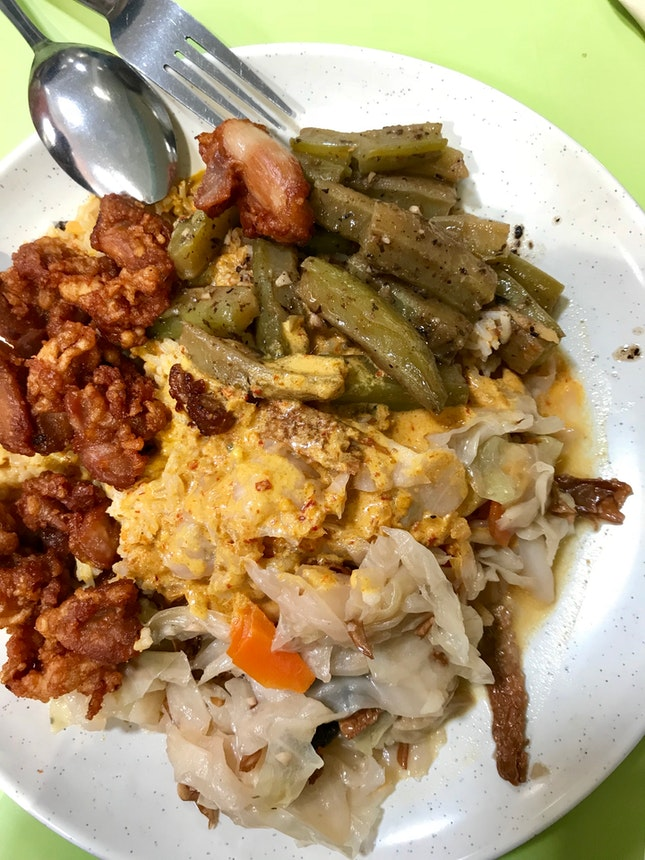 Huat Kee Curry Rice
