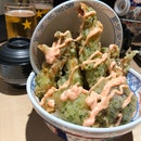 Tendon Kohaku (Japan Gourmet Hall SORA)