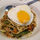 Japchae With Egg