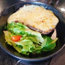 Grilled Portobello Mushroom ($7++)