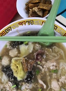 Kueh Teow Soup
