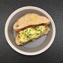 Eggs On Toast (RM10)