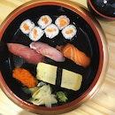 No.8 Nigiri Sushi Lunch (RM23)