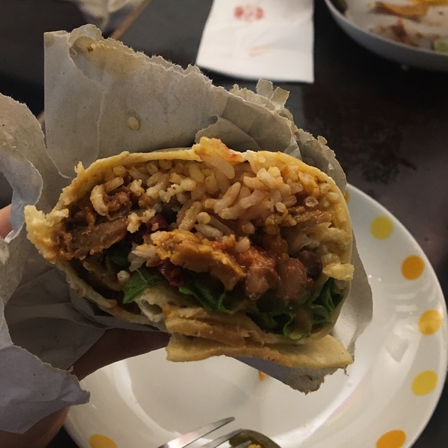 Burrito (RM22)