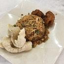 Malaysian Fried Rice (RM12)