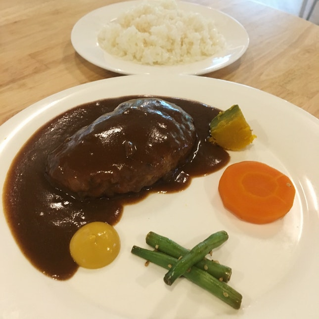 Chicken Hambagu (RM26)