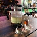 Lemongrass Tea (RM8)