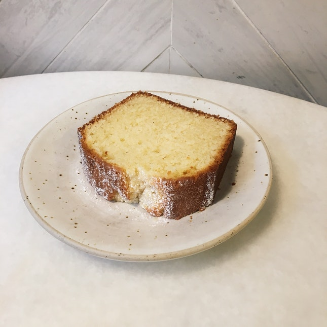 No.1 French Butter Cake (RM8)