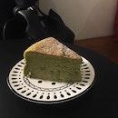 Matcha Cheesecake (RM8)