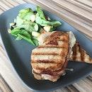 Ham And Cheese Panini (RM18)