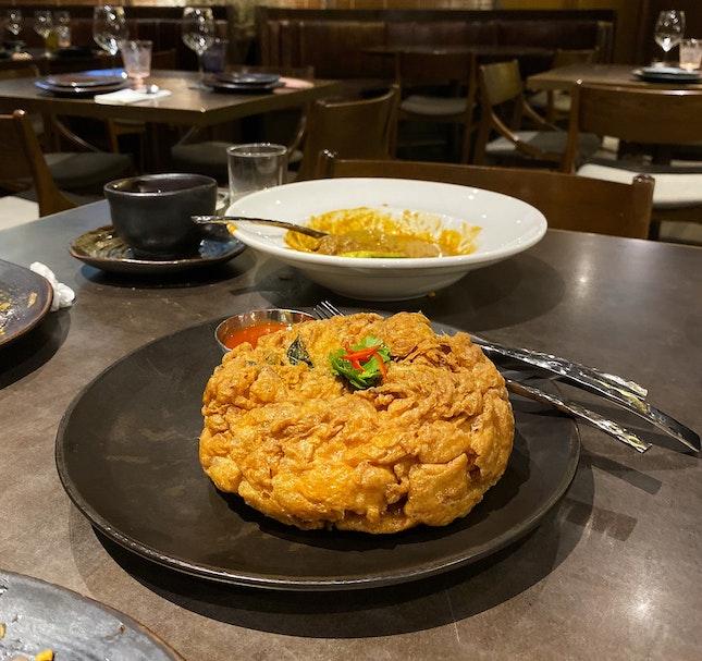 Erawan's Omelette (RM38)