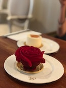 La Rose And Cheese Cake