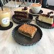 Chocolate Cherry Cake And Brownie