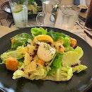 Caesar ✂️ Salad at an astronomical price