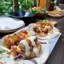 'fish taco 🌮