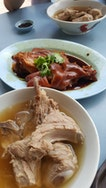 Excellent Braised Pork Leg and Bah Kut Teh