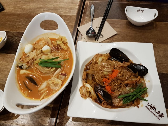 Awesome Noodles