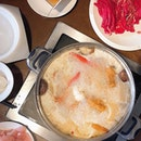 [Tanjong Pagar] This steamboat buffet perpetually has 50% on eatigo, otherwise its original $50 price tag might be hard to swallow.