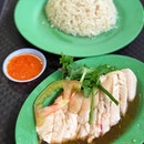 [Beach Rd] This is, for me, the best chicken rice around.