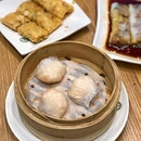 [Dhoby Ghaut] I have pleasant memories of eating this in Hong Kong, and the one we have here is passable—it's just too damn expensive.