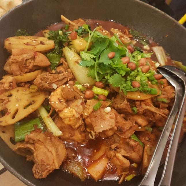 Mala Hotpot / Mala Xiang Guo