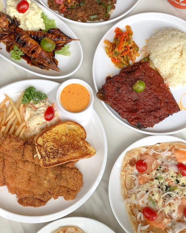 Throwback to a time of massive feasting over at @tenderfreshsg!
